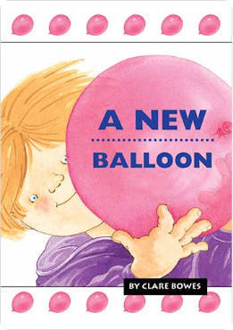 Book - A New Balloon