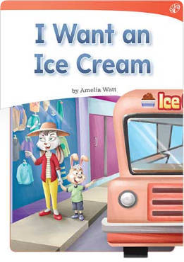 Book - I want an Ice-Cream
