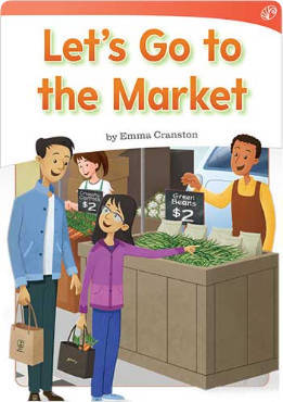 Book - Let's go to the Market